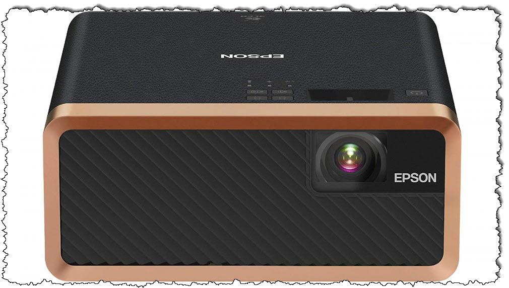 جهاز عرض Epson EF-100 عالي الجودة