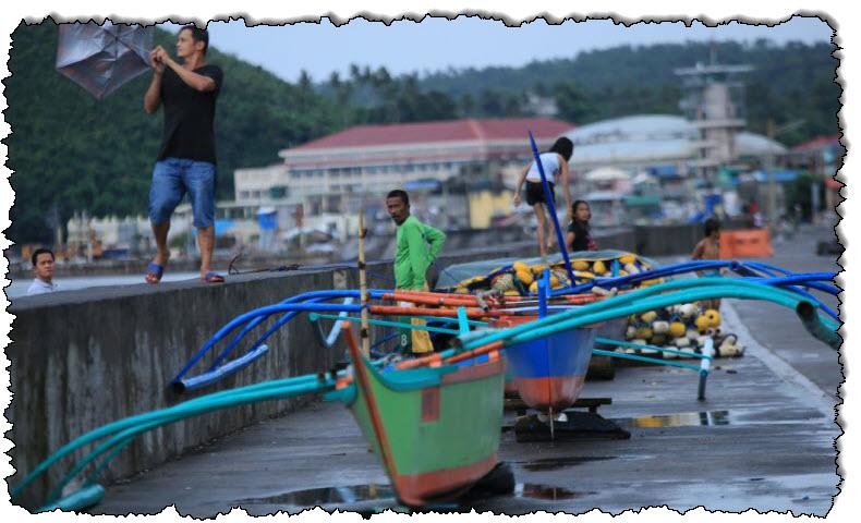 الفلبين: إعصار مورافي يشرد الآلاف ويغرق القرى | الفلبين