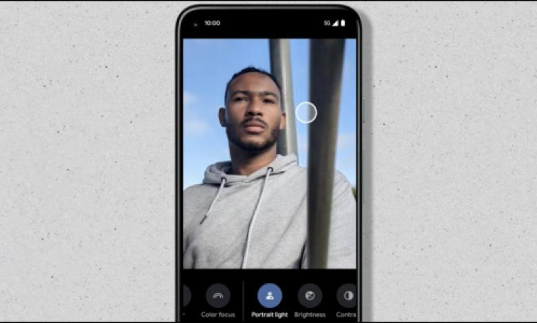 كيفية ضبط إضاءة الصور باستخدام صور Google على Pixel