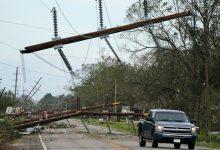 صورة قد تتوجه زيتا إلى الولايات المتحدة بعد أن ضرب إعصار يوكاتان | المكسيك