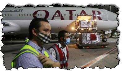 صورة تقول أستراليا إن قطر لديها 10 رحلات جوية للسيدات في البحث الجسدي