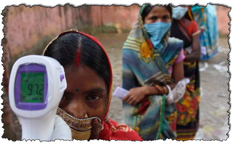 الهند: يصوت ملايين الأشخاص في انتخابات الولاية وسط تحديات الوباء | Business Wire India