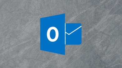 صورة كيفية تخصيص رسالة التنبيه لبريد إلكتروني معين في Outlook