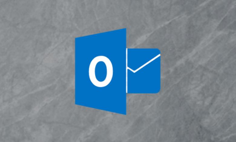 كيفية تخصيص رسالة التنبيه لبريد إلكتروني معين في Outlook