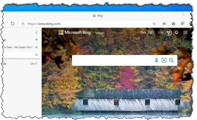 كيفية تمكين واستخدام علامات التبويب العمودية في Microsoft Edge