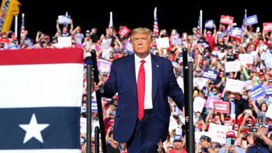 صورة أكبر وعد حملته ترامب في حملته الانتخابية: هل أوفى به؟ | الولايات المتحدة وكندا