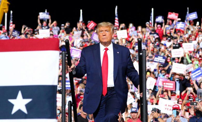 أكبر وعد حملته ترامب في حملته الانتخابية: هل أوفى به؟ | الولايات المتحدة وكندا