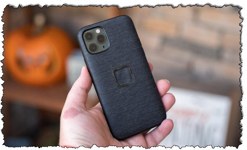 Peak Design Mobile هو نظام بيئي من الملحقات المغناطيسية للهواتف الذكية - Review Geek