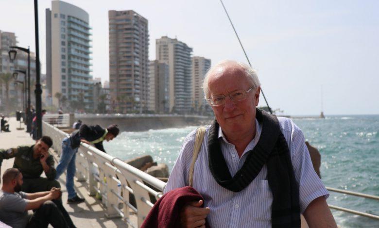 تذكر روبرت فيسك: معلمه   أخبار الشرق الأوسط