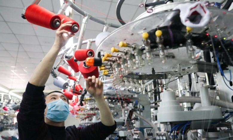 تظهر بيانات المصانع الصينية القوية أن الطلب المحلي يقود الانتعاش | أخبار الصين