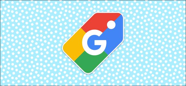 شعار Google Shopping.