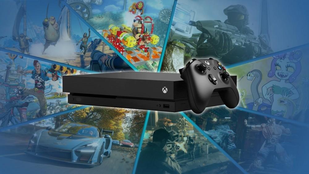 ألعاب Xbox One