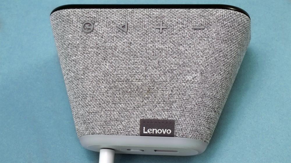 زر Lenovo Smart Clock Essential