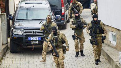 صورة كراسنيك ، المشتبه به بارتكاب جرائم حرب كوسوفو ، اعتقل وأرسل إلى سوفو