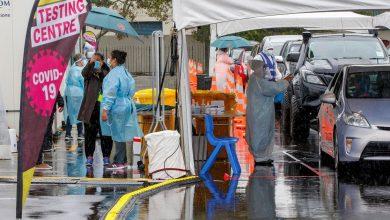 صورة أوكلاند ، نيوزيلندا تغلق أخبار جائحة فيروس كورونا للمرة الثانية خلال شهر