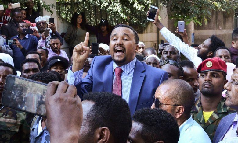 """السياسيون الإثيوبيون الجياع """"يذهبون إلى السجن"""" أخبار إثيوبيا"""