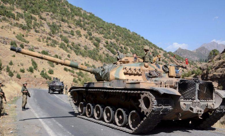 تركيا تستدعي المبعوث الإيراني لإبداء تصريحات بشأن عمليات العراق |
