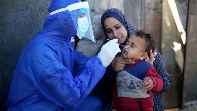 صورة البنك الدولي: سائق لقاح فلسطيني يواجه نقصا في التمويل وأخبار جائحة فيروس كورونا