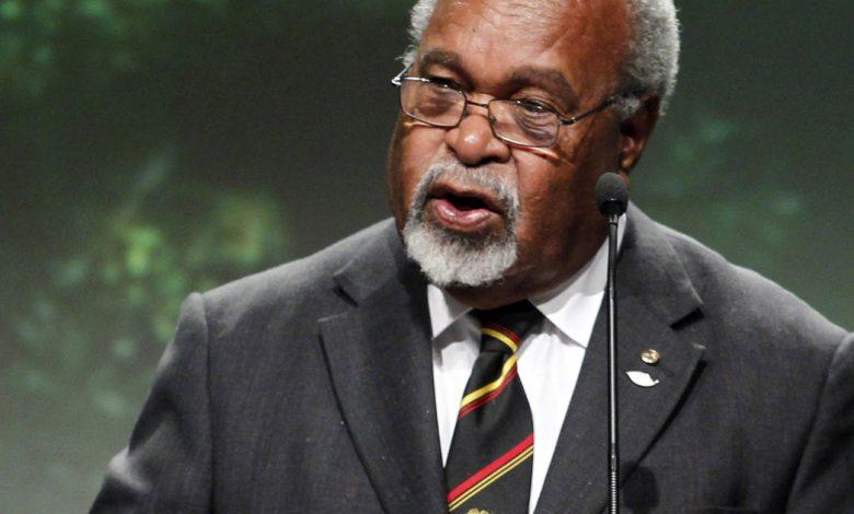 """توفي مايكل سوماري ، """"أبو البلاد"""" في بابوا غينيا الجديدة ، عن عمر يناهز 84 عامًا. تقرير أخبار الاتحاد الدولي للاتصالات"""