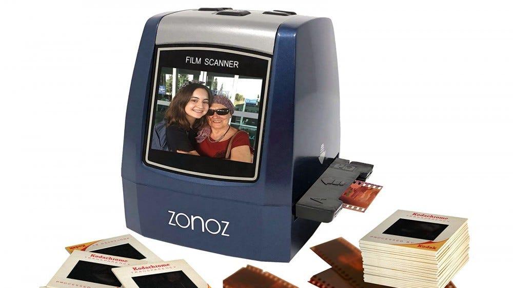 محول رقمي للوسائط متعدد الإمكانات Zonoz FS-3 22MP