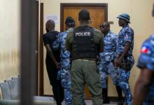 صورة الشرطة: مقتل زعيم عصابة هاييتي بعد انتشار خبر انتشاره في السجن