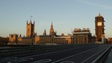 صورة الدولة التي لديها أكبر عدد من الوفيات في أوروبا ، المملكة المتحدة هي الذكرى السنوية لقفل COVID   معرض الأخبار