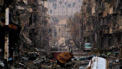 صورة السوريون يحتفلون بالذكرى العاشرة للانتفاضة!أخبار الصراع