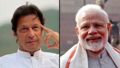 """صورة """"الهند تريد إقامة علاقة حميمة"""": أنباء من مودي إلى رئيس الوزراء الباكستاني عمران خان"""
