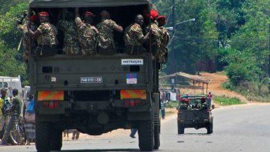 صورة بعد هجوم داعش ، حوصر أكثر من 180 شخصًا في فنادق في موزمبيق | أخبار موزمبيق
