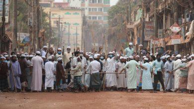 صورة بنجلادش تنشر حرس حدود بعد احتجاجات دامية مناهضة لمودي   ناريندرا مودي نيوز