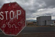 صورة تصوت مجموعات الإنويت ضد دعم توسيع منجم الفحم في نونافوت