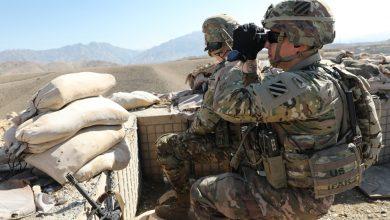 """صورة تقول الولايات المتحدة إن """"وضع القوة"""" في أفغانستان في الأول من مايو لا يزال غير واضح. أشرف غني نيوز"""