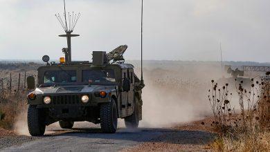 صورة سوريا تقول إن إسرائيل هاجمت جنوب دمشق ، أخبار الشرق الأوسط