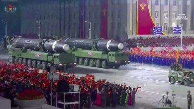 صورة كوريا الشمالية تطلق صواريخ باليستية مشتبه بها في البحر الاخبار العسكرية