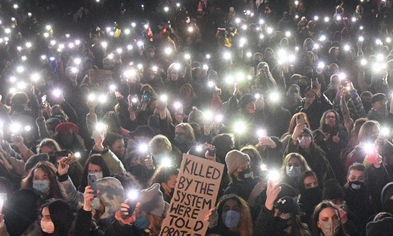 مقتل سارة إيفيرارد: إذا لم نجري تغييرًا جذريًا ، فلن نحقق العدالة لنا   أخبار المرأة
