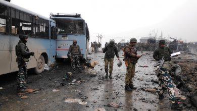"""صورة دقت """"قنبلة كشمير القوية"""" جرس إنذار للجيش الهندي.أخبار الصراع"""