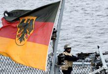 صورة عبرت السفن الحربية الألمانية بحر الصين الجنوبي لأول مرة منذ عام 2002 | أخبار بحر الصين الجنوبي