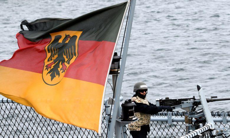 عبرت السفن الحربية الألمانية بحر الصين الجنوبي لأول مرة منذ عام 2002 | أخبار بحر الصين الجنوبي