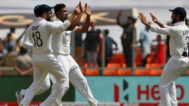 صورة الكريكيت: الهند تسحق إنجلترا في الاختبار النهائي لفوز إنجلترا 3-1 على سلسلة أخبار إنجلترا للكريكيت