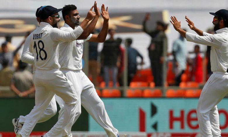 الكريكيت: الهند تسحق إنجلترا في الاختبار النهائي لفوز إنجلترا 3-1 على سلسلة أخبار إنجلترا للكريكيت