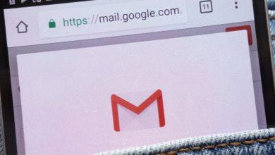 صورة أسرع طريقة لتحرير مساحة Gmail
