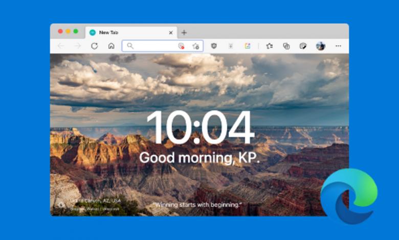 كيفية استبدال صفحة بدء Microsoft Edge بشيء أفضل