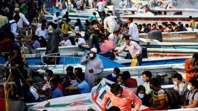 صورة إغلاق بنجلاديش لتفشي فيروس كورونا يتسبب في فرار من العاصمة دكا