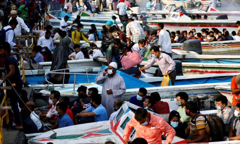 إغلاق بنجلاديش لتفشي فيروس كورونا يتسبب في فرار من العاصمة دكا