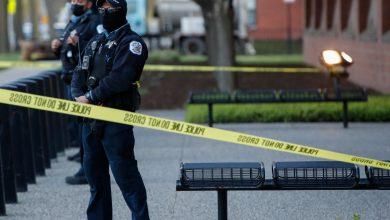 صورة إنديانابوليس: أطلق عدة أشخاص النار على موقع فيديكس ، ومات المسلح.أخبار من الولايات المتحدة وكندا