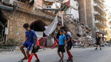 """صورة العديد من الأطفال في لبنان """"قد لا يعودون إلى المدرسة"""" أخبار حقوق الطفل"""
