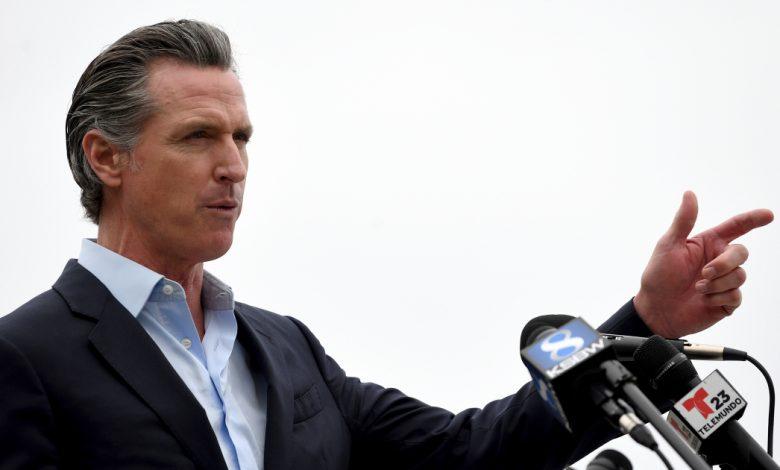 الولايات المتحدة: حاكم ولاية كاليفورنيا جافين نيوسوم (جافين نيوسوم) يواجه تصويت سحب الثقة | أخبار الانتخابات