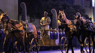 صورة بالصور: مومياوات مصرية تسير عبر القاهرة   أخبار الشرق الأوسط