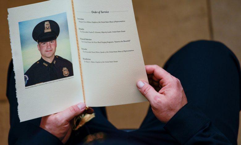 بعد أعمال الشغب في الكونجرس ، توفي ضباط عسكريون أمريكيون لأسباب طبيعية: Coroner U.S. and Canada News