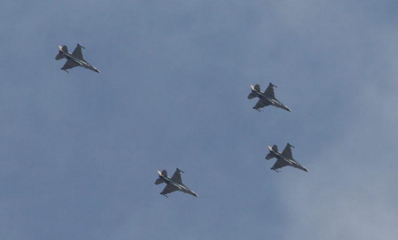 بعد الهجوم الصاروخي ، استهدفت الضربات الجوية الإسرائيلية غزة مرة أخرى في أخبار الشرق الأوسط